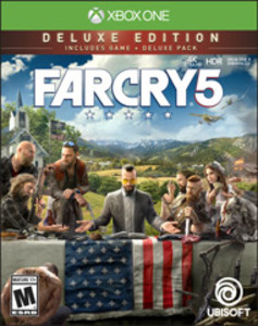 Far Cry 5 Deluxe Edition (Xbox One Download)