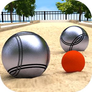 Bocce 3D iPhone/iPad App