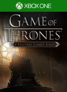 Game of Thrones - A Telltale Games Series (Xbox One Download) - Gold Required