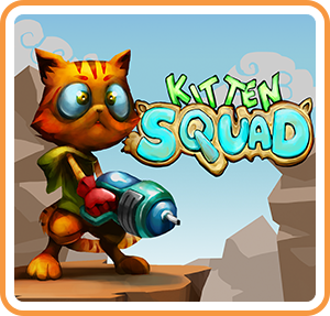 Kitten Squad (Nintendo Switch)