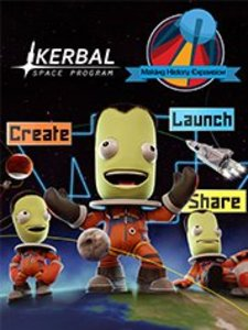 Kerbal Space Program: Making History (PC DLC)