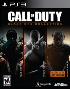 Call of Duty: Black Ops Collection 1-3 (PS3)
