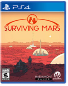 Surviving Mars (PS4 Download)