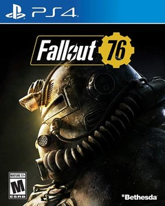 Fallout 76 (PS4) - Pre-owned