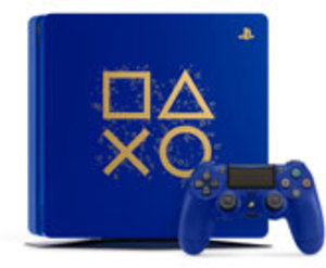 PlayStation 4 Slim 1TB Days of Play Limited Edition