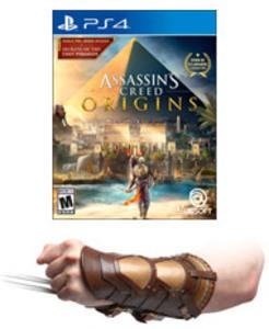 Assassin's Creed Origins Hidden Blade Bundle (PS4)