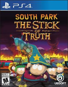 South Park: The Stick of Truth (PS4 Download) - PS Plus Required