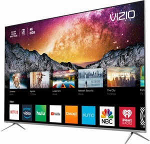 Vizio P55-F1 55-inch 4K HDR Smart LED TV
