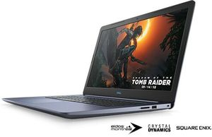 Dell G3 17 Gaming, Core i5-8300H, GeForce GTX 1060, 8GB RAM, 1TB HDD + 128GB SSD
