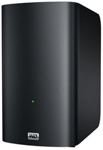 WD My Book Live Duo 6TB NAS External Hard Drive (Refurbished)