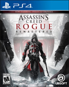 Assassin's Creed Rogue Remastered (PS4 Download)