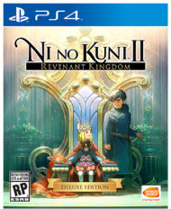 Ni no Kuni II: Revenant Kingdom Deluxe Edition (PS4 Download)