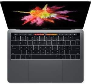 Apple MacBook Pro MPXV2LL/A with Touch Bar, Core i5-7267U 3.1Ghz, 8GB RAM, 256GB SSD (New Open Box)