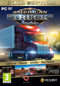 American Truck Simulator Gold (PC Download)