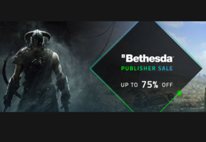 Razer Game Store: Bethesda Publisher Sale