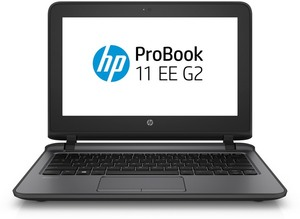 HP ProBook 11-G2 Touch, Core i3-6100U, 8GB RAM, 128GB SSD (Refurbished)