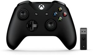 Xbox Wireless Controller + Wireless Adapter for Windows