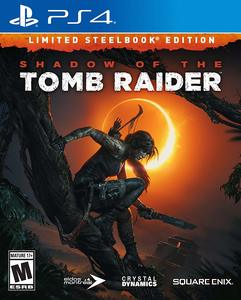 Shadow of the Tomb Raider (PS4 Download) - PS Plus Required
