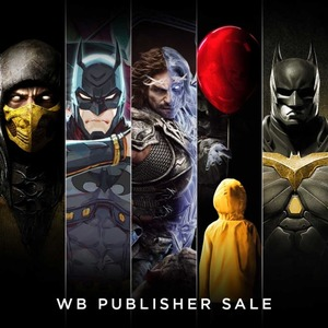 PlayStation Store: Warner Bros. Sale
