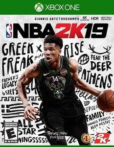 NBA 2K19 (Xbox One Download)