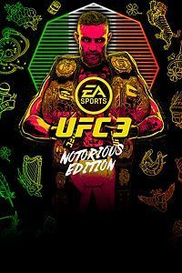 EA Sports UFC 3 Nortorious Edition (PS4 Download) - PS Plus Required