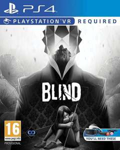 Blind (PSVR Download) - PS Plus Required