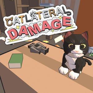 Catlateral Damage (PSVR Download) - PS Plus Required