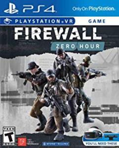 Firewall Zero Hour (PSVR)