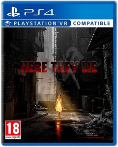 Here They Lie (PSVR Download) - PS Plus Required