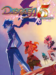 Disgaea 5 Complete (PC Download)