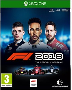 F1 2018 (Xbox One Download) - Gold Required