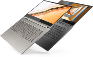 Lenovo Yoga C930 81C40007US Core i7-8550U, 16GB RAM, 1TB SSD, 4K UHD IPS Touch (Grey)