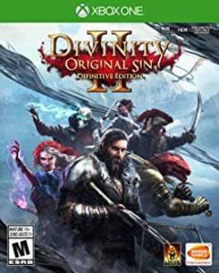 Divinity: Original Sin II - Definitive Edition (Xbox One Download) - Gold Required
