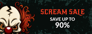 Fanatical Scream Sale