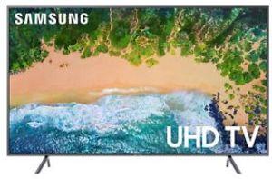 Samsung UN40NU7200 40-inch 4K Smart TV (Refurbished)