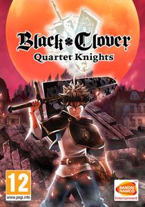 Black Clover Quartet Knights (PC Download)