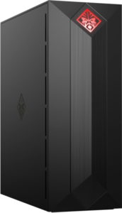 HP Omen Obelisk 875-0030qd Desktop Core i5-8400, GeForce GTX 1050, 8GB RAM, 1TB HDD