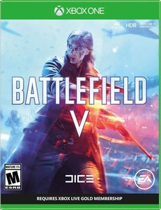 Battlefield V (Xbox One Download) - Gold Required