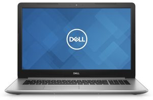Dell Inspiron 17 5770, Core i7-8550U, 8GB RAM, 2TB HDD (Refurbished)