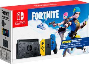 Nintendo Switch Fornite Wildcat Bundle
