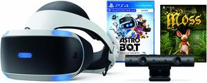 PlayStation VR Astro Bot Rescue Mission and Moss Bundle