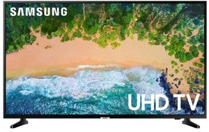 Samsung UN65NU6900 65-inch 4K HDR Smart TV