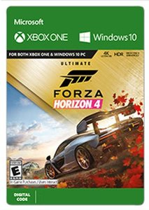 Forza Horizon 4 Ultimate Edition (Xbox One/PC Download)