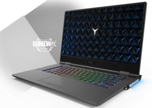 Lenovo Legion Y730 15 81HD000PUS Core i7-8750H, GeForce GTX 1050 Ti, 16GB RAM, 256GB SSD + 2TB HDD