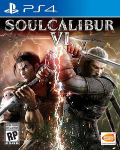 Soulcalibur VI (PS4) - Pre-owned