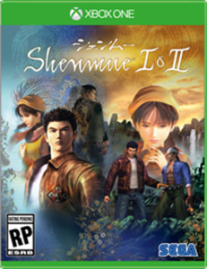 Shenmue I & II (Xbox One Download)