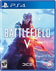 Battlefield V (PS4 Download) - PS Plus Required