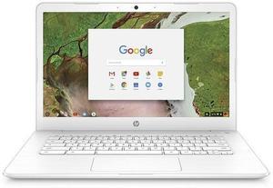 HP Chromebook 14-ca051wm Celeron N3350, 4GB RAM, 32GB eMMC, 1080p IPS (Refurbished)