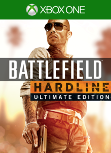 Battlefield Hardline Ultimate Edition (Xbox One Download) - Gold Required