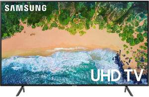 Samsung UN43NU7100 43-inch 4K HDR Smart TV